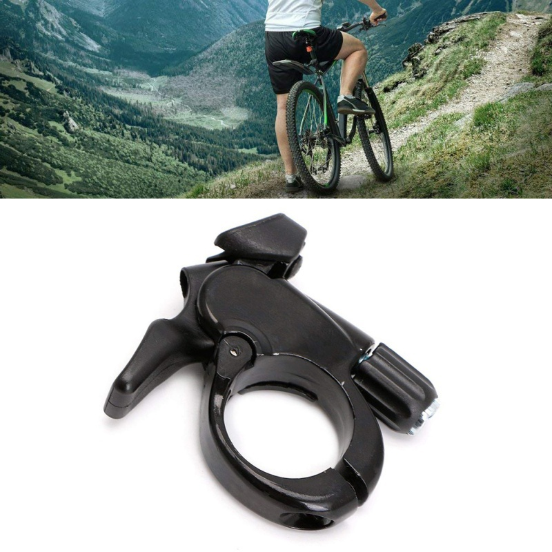 MTB Mountain Bike Bicycle Parts SR ST Fork Remote Lockout Lever With Cable